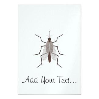 """Mosquito 3.5"""" X 5"""" Invitation Card"""