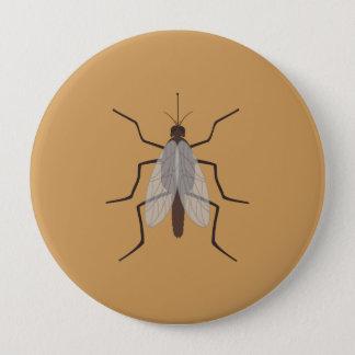 Mosquito 4 Inch Round Button