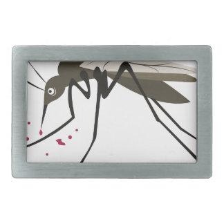 Mosquito Belt Buckle