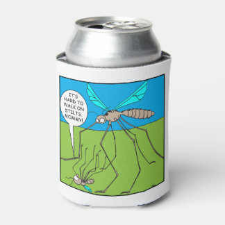 Mosquito Can Cooler