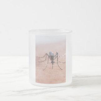 Mosquito Drinking Blood Mug