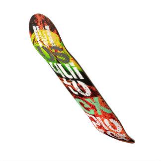 mosquito explorer custom skateboard