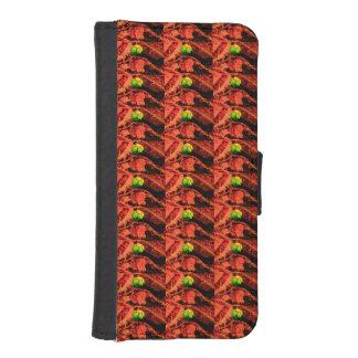mosquito explorer iPhone SE/5/5s wallet case