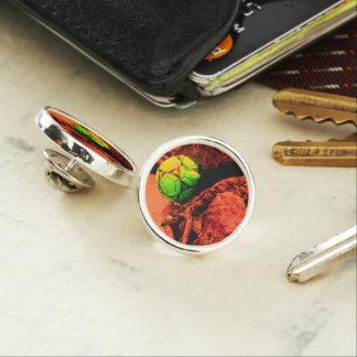 mosquito explorer lapel pin