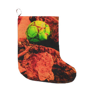 mosquito explorer large christmas stocking