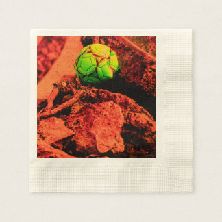 mosquito explorer paper napkin