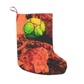 mosquito explorer small christmas stocking