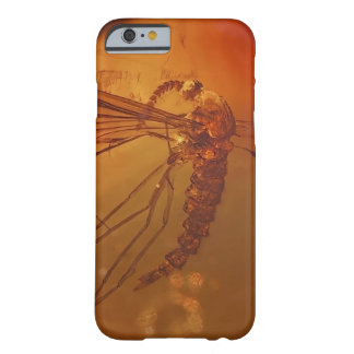 MOSQUITO IN AMBER BARELY THERE iPhone 6 CASE