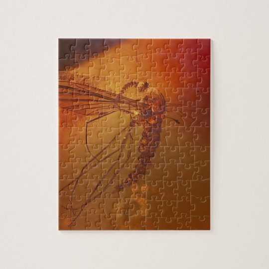 MOSQUITO IN AMBER JIGSAW PUZZLE