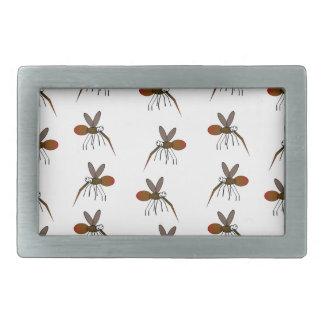 Mosquito Rectangular Belt Buckles