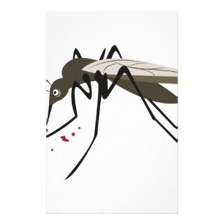 Mosquito Stationery