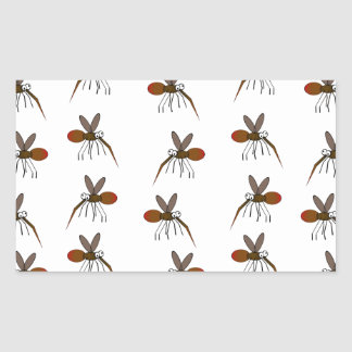 Mosquito Sticker