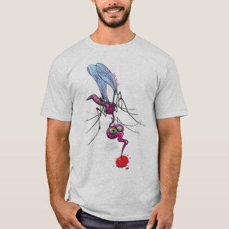 Mosquito Sucking Blood T-Shirt