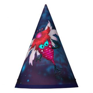 MOSQUITOS 3 ALIEN MONSTER CARTOON Party Hat