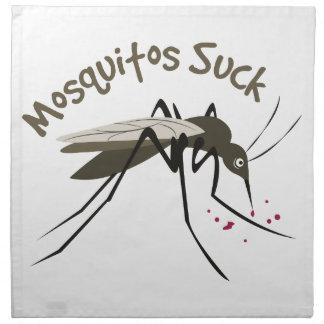 Mosquitos Suck Napkin