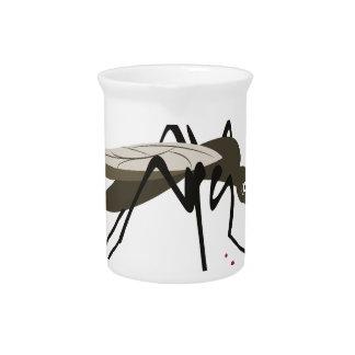 Mosquitos Suck Pitcher