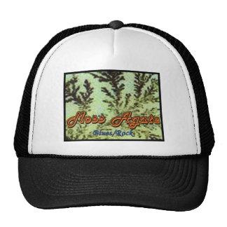 Moss Agate Hat