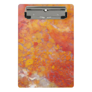 Moss Agate Pattern Mini Clipboard