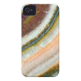 Moss Cafe Quartz Crystal iPhone 4 Case