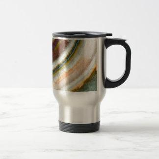 Moss Cafe Quartz Crystal Travel Mug