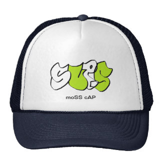 Moss Cap Trucker Hat
