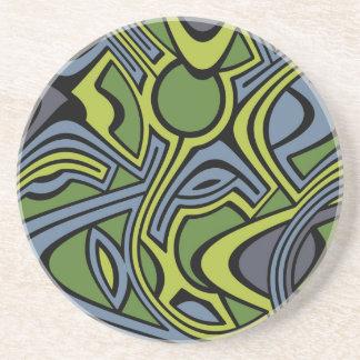 Moss Coaster