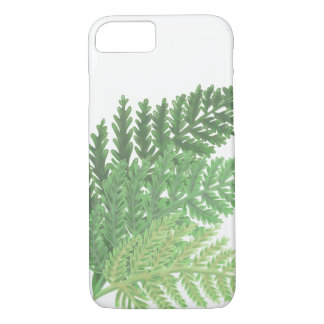 Moss Ferns iPhone 8/7 Case