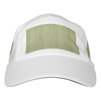 Moss Green Bamboo Wood Grain Look Headsweats Hat
