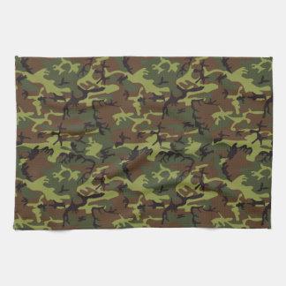 Camouflage kitchen towels camouflage kitchen towel designs for Camouflage kitchen ideas