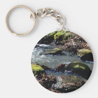 moss in the creek keychain
