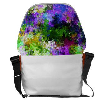 Moss Large Messenger Bag