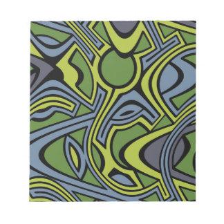 Moss Notepad