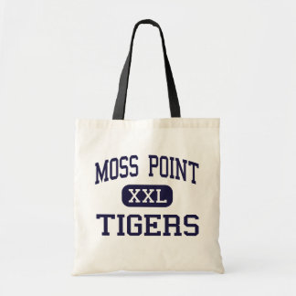 Moss Point - Tigers - High - Moss Point Tote Bag