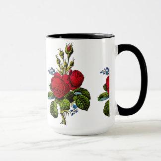 Moss Rose Mug