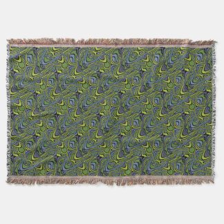 Moss Throw Blanket