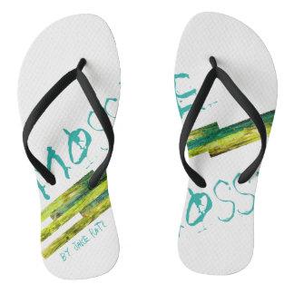 Mossie Fashion Flip Flops