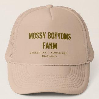 Mossy Bottoms Farm Trucker Hat