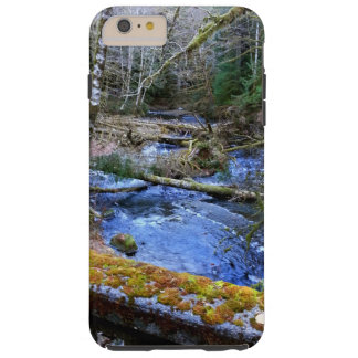 mossy Bridges Near Lake Crescent Lodge Tough iPhone 6 Plus Case