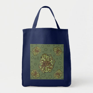 Mossy Frog Tote Bag