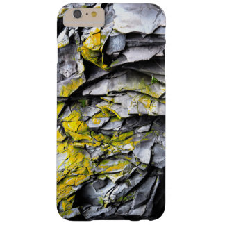 Mossy grey rocks photo barely there iPhone 6 plus case