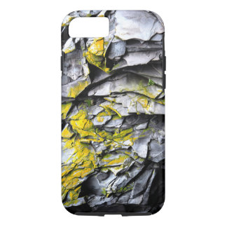 Mossy grey rocks photo Case-Mate iPhone case