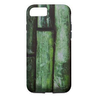 Mossy Logs iPhone 7 case