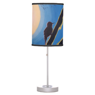 """Mossy Morning"" Lamp"