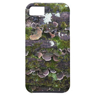 mossy mushroom fun iPhone 5 cover