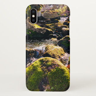 Mossy Rocks Phone Case
