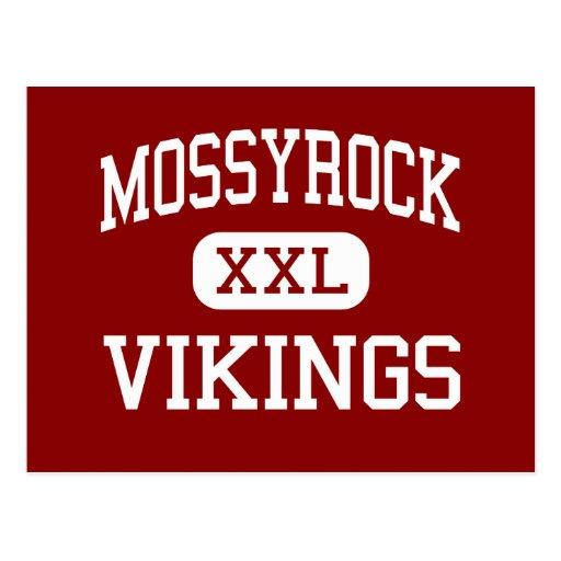 Mossyrock - Vikings - Senior - Mossyrock Post Card