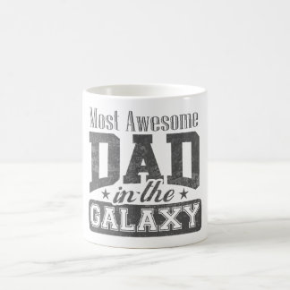 Most Awesome Dad In The Galaxy Coffee Mug
