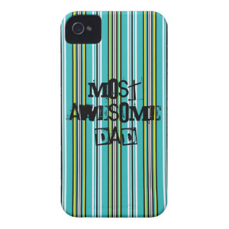 Most Awesome Dad Iphone 4/4S Case