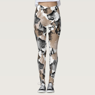 Most Awesome German Shepherd Leggings