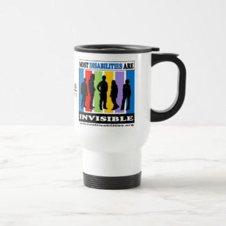 Most Disabilities Are Invisible - Mug